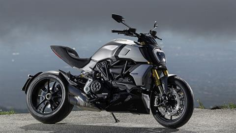 2019 Ducati Diavel 1260 S in Medford, Massachusetts