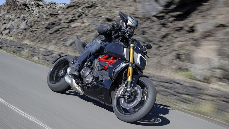 2020 Ducati Diavel 1260 S in Medford, Massachusetts - Photo 10