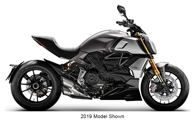 2020 Ducati Diavel 1260 S in Fort Montgomery, New York - Photo 1