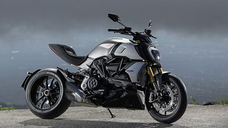 2020 Ducati Diavel 1260 S in West Allis, Wisconsin