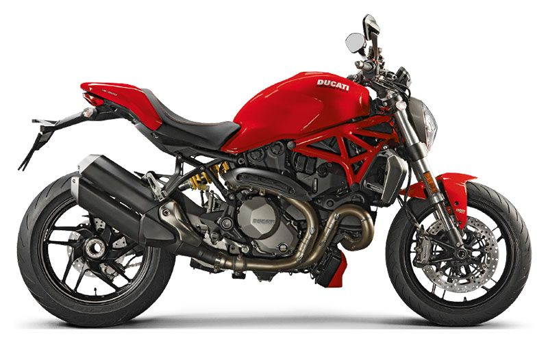 2020 Ducati Monster 1200 in Medford, Massachusetts - Photo 1
