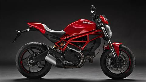 2020 Ducati Monster 797+ in New York, New York - Photo 4