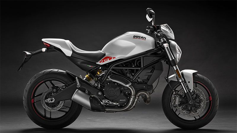 2020 Ducati Monster 797+ in Greenville, South Carolina - Photo 4