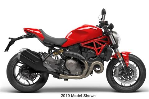 2020 Ducati Monster 821 in Greenville, South Carolina
