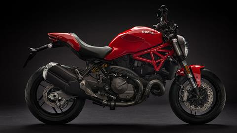 2020 Ducati Monster 821 in Harrisburg, Pennsylvania - Photo 3