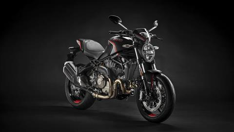 2020 Ducati Monster 821 Stealth in Saint Louis, Missouri - Photo 4