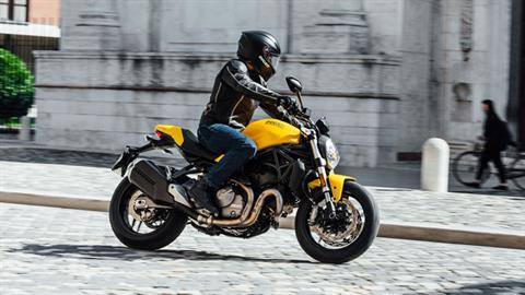 2020 Ducati Monster 821 Stealth in Albuquerque, New Mexico - Photo 10