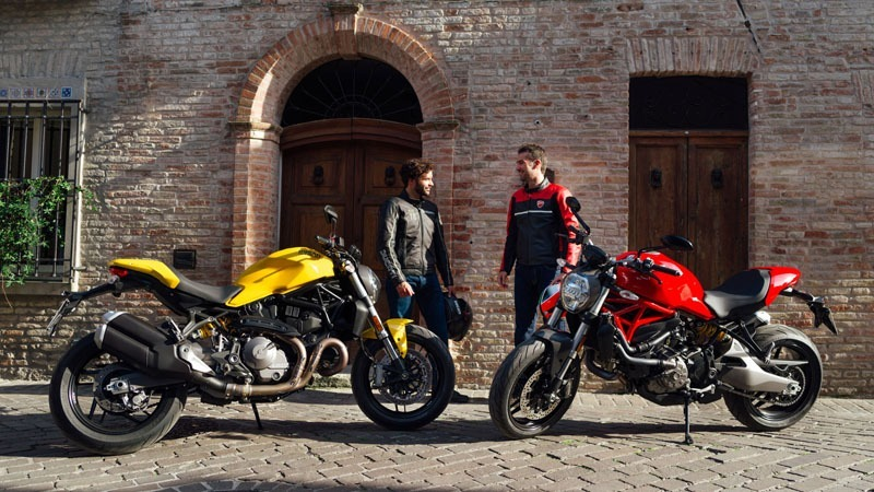 2020 Ducati Monster 821 Stealth in Fort Montgomery, New York
