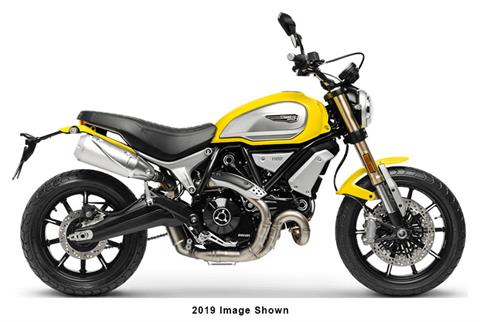 2020 Ducati Scrambler 1100 in Saint Louis, Missouri
