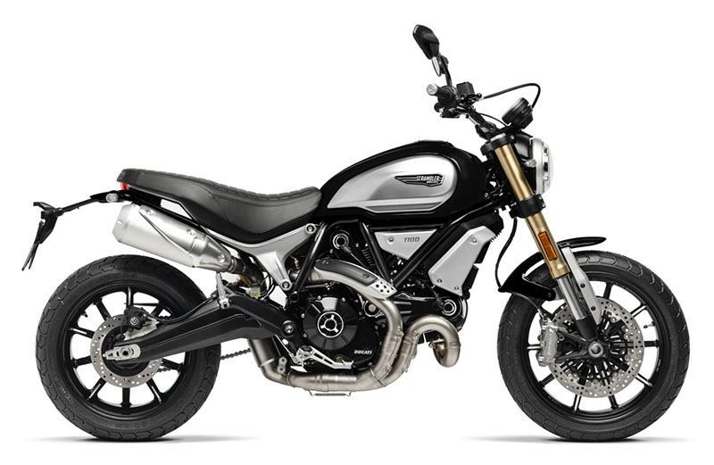 2020 Ducati Scrambler 1100 in Albuquerque, New Mexico - Photo 1