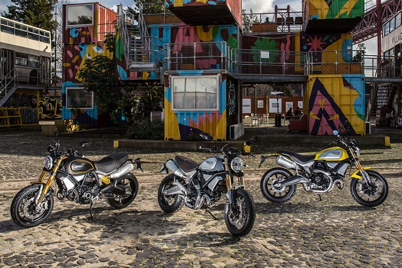 2020 Ducati Scrambler 1100 in Oakdale, New York - Photo 6