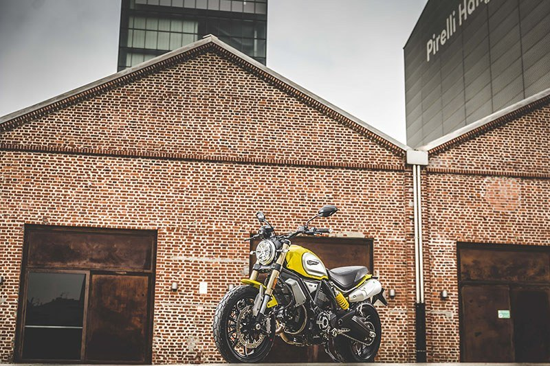 2020 Ducati Scrambler 1100 in Medford, Massachusetts - Photo 7