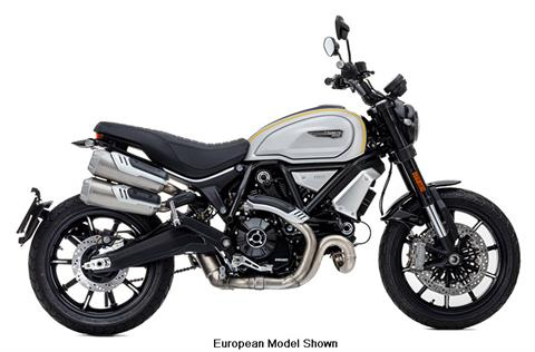 2020 Ducati Scrambler 1100 PRO in Albuquerque, New Mexico