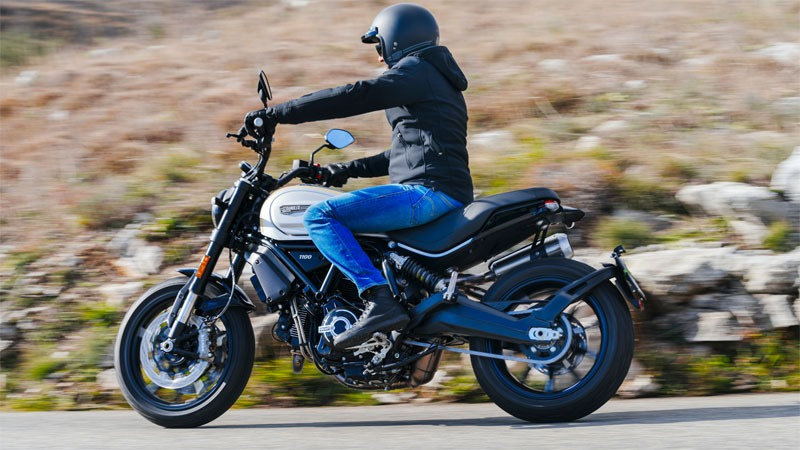 2020 Ducati Scrambler 1100 PRO in Medford, Massachusetts - Photo 2