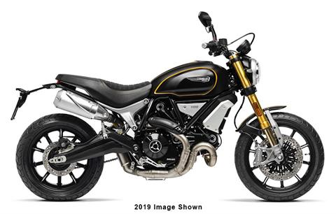 2020 Ducati Scrambler 1100 Sport in Fort Montgomery, New York