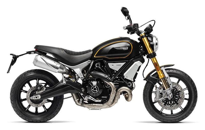 2020 Ducati Scrambler 1100 Sport in Columbus, Ohio - Photo 1