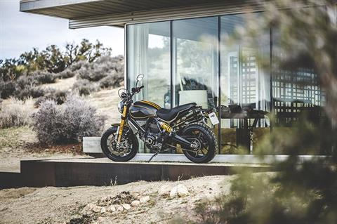 2020 Ducati Scrambler 1100 Sport in Medford, Massachusetts - Photo 9