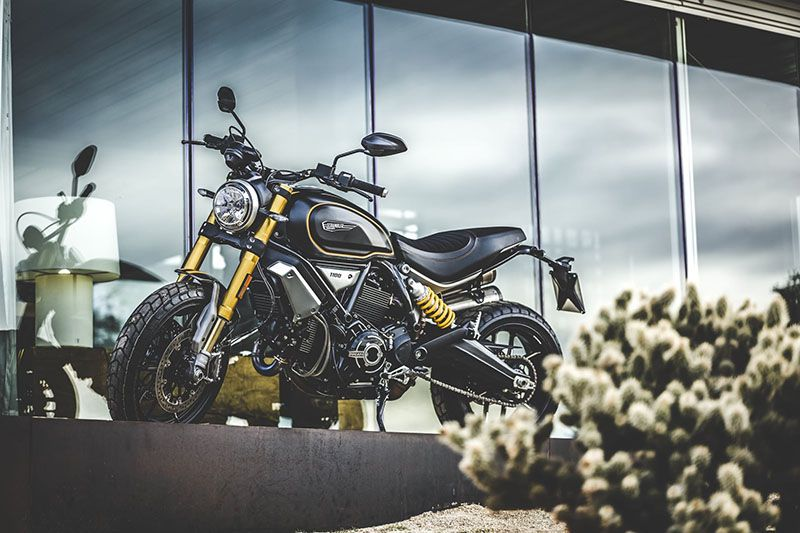 2020 Ducati Scrambler 1100 Sport in Medford, Massachusetts - Photo 10