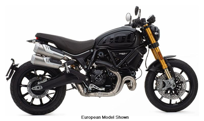 2020 Ducati Scrambler 1100 Sport PRO in Greenville, South Carolina - Photo 1