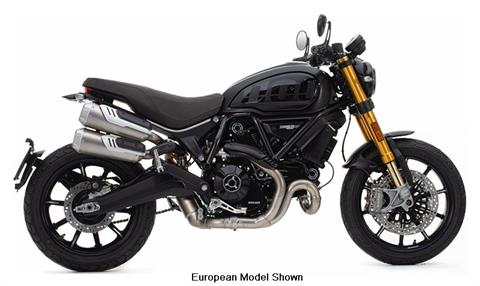 2020 Ducati Scrambler 1100 Sport PRO in Medford, Massachusetts - Photo 1