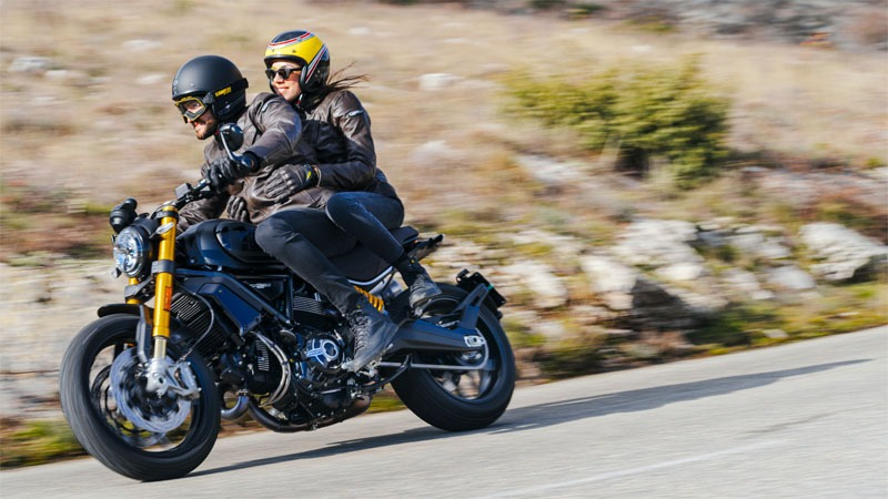 2020 Ducati Scrambler 1100 Sport PRO in Medford, Massachusetts - Photo 2