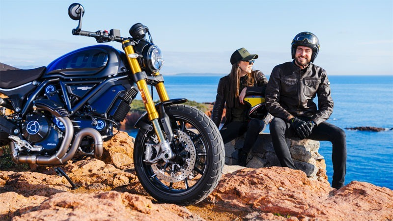 2020 Ducati Scrambler 1100 Sport PRO in Medford, Massachusetts - Photo 4