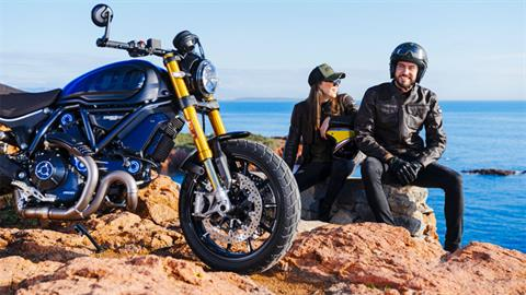 2020 Ducati Scrambler 1100 Sport PRO in Springfield, Ohio - Photo 4