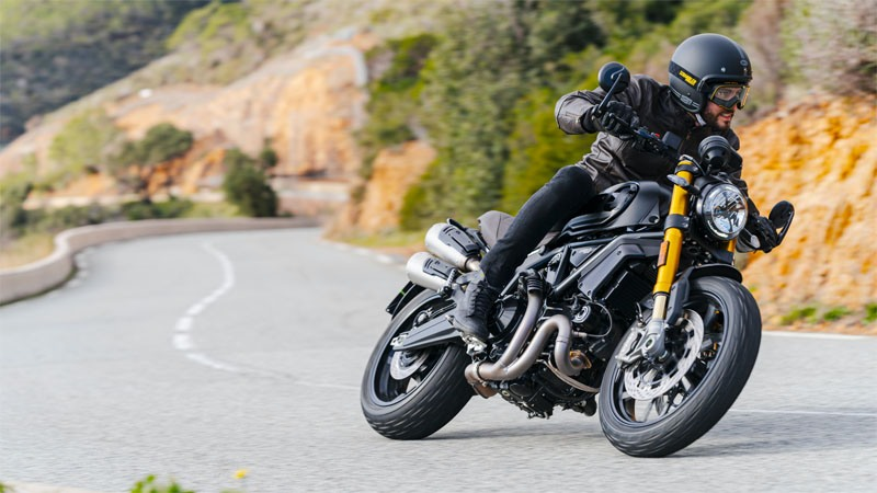 2020 Ducati Scrambler 1100 Sport PRO in Medford, Massachusetts - Photo 5