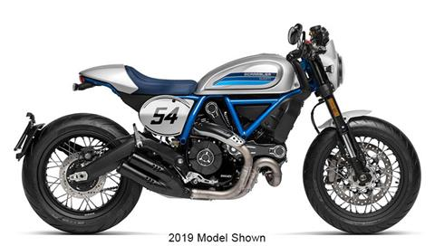 2020 Ducati Scrambler Cafe Racer in Harrisburg, Pennsylvania
