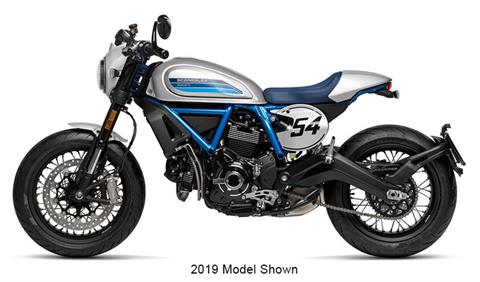 2020 Ducati Scrambler Cafe Racer in Columbus, Ohio - Photo 2