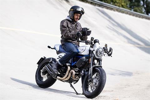 2020 Ducati Scrambler Cafe Racer in Greenville, South Carolina - Photo 4