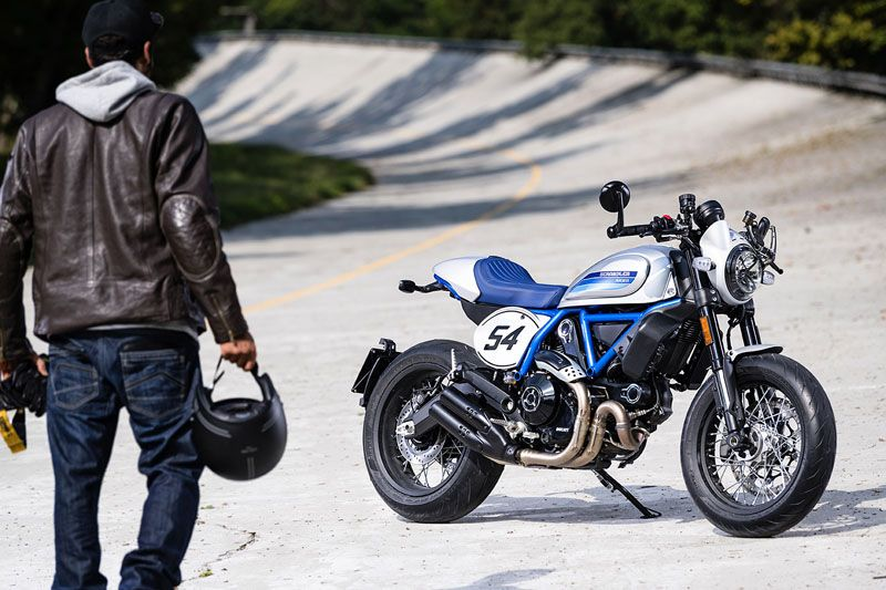 2020 Ducati Scrambler Cafe Racer in Concord, New Hampshire - Photo 6