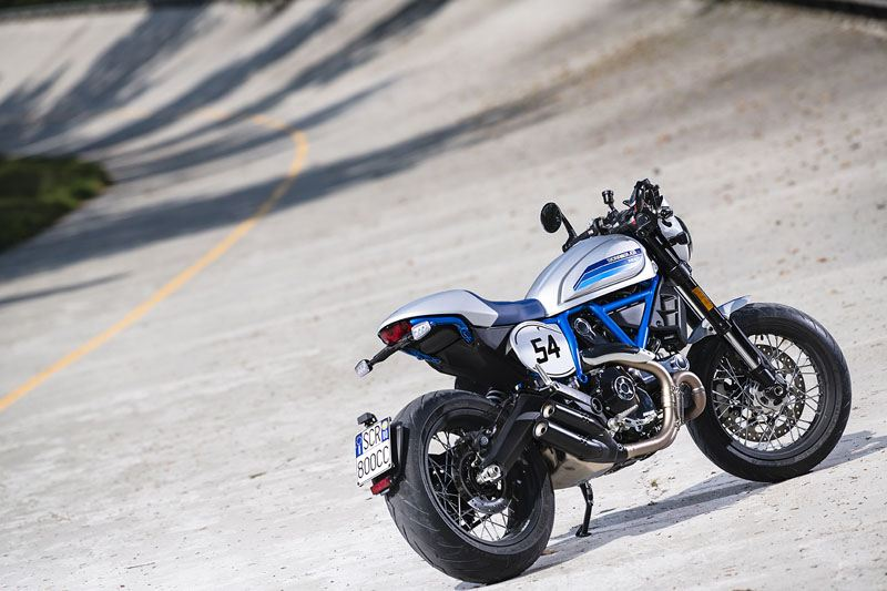 2020 Ducati Scrambler Cafe Racer in Greenville, South Carolina - Photo 7