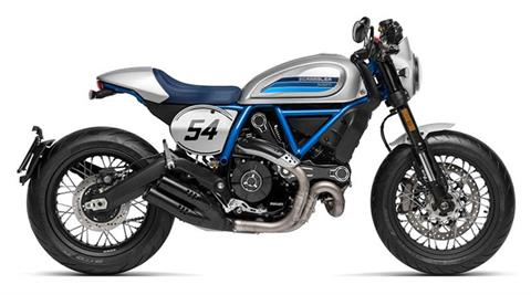 2020 Ducati Scrambler Cafe Racer in Medford, Massachusetts