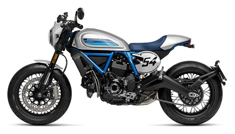 2020 Ducati Scrambler Cafe Racer in Greenville, South Carolina - Photo 2