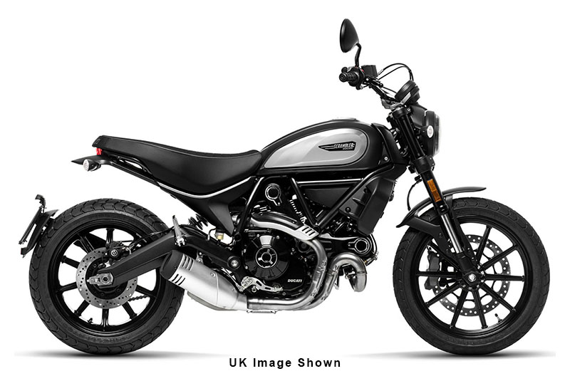 2020 Ducati Scrambler Icon Dark in Fort Montgomery, New York - Photo 1
