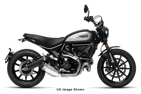 2020 Ducati Scrambler Icon Dark in Medford, Massachusetts