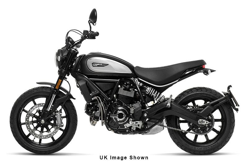 2020 Ducati Scrambler Icon Dark in New Haven, Connecticut - Photo 2