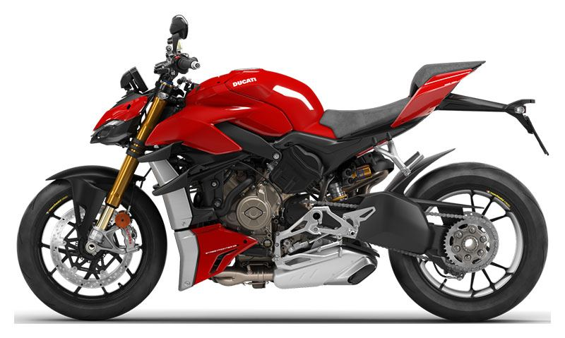 2020 Ducati Streetfighter V4 S in New Haven, Connecticut - Photo 2