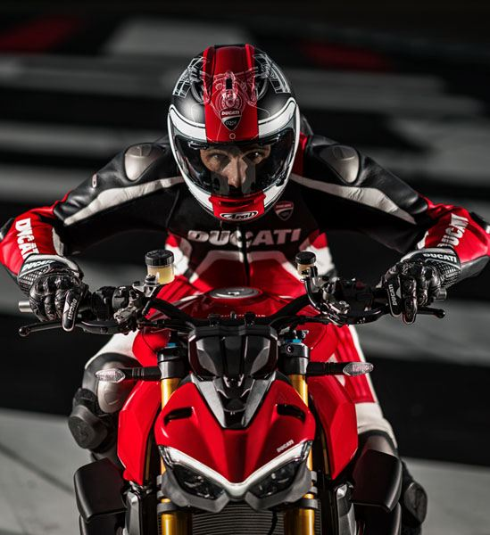 2020 Ducati Streetfighter V4 S in New Haven, Connecticut - Photo 3