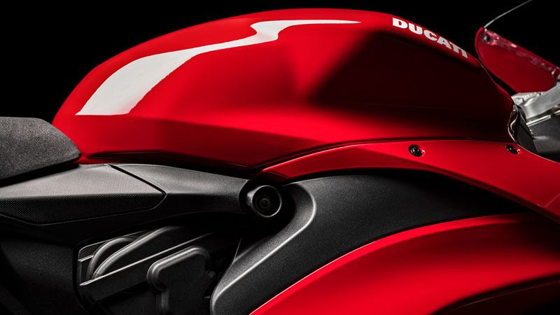 2020 Ducati Streetfighter V4 S in De Pere, Wisconsin - Photo 9