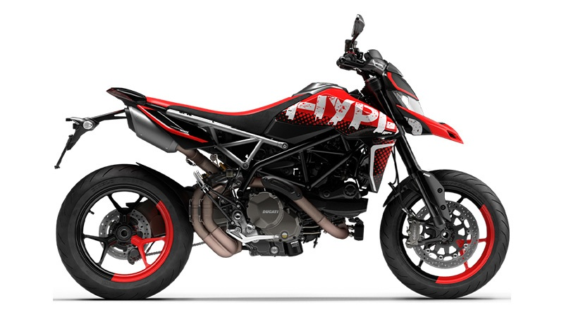 2020 Ducati Hypermotard 950 RVE in Columbus, Ohio - Photo 1