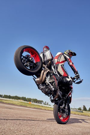 2020 Ducati Hypermotard 950 RVE in Oakdale, New York - Photo 5