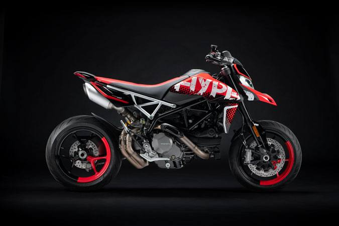 2020 Ducati Hypermotard 950 RVE in Columbus, Ohio - Photo 31