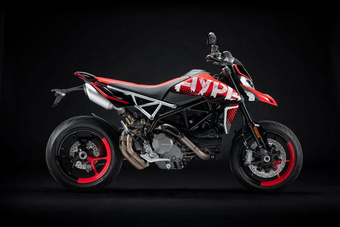 2020 Ducati Hypermotard 950 RVE in Oakdale, New York - Photo 32