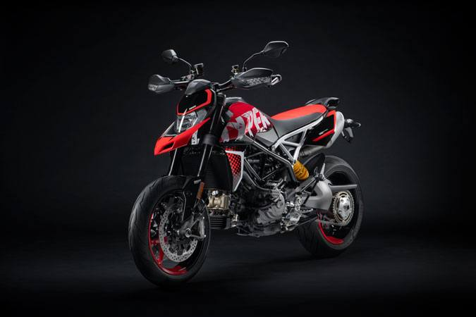 2020 Ducati Hypermotard 950 RVE in West Allis, Wisconsin - Photo 35