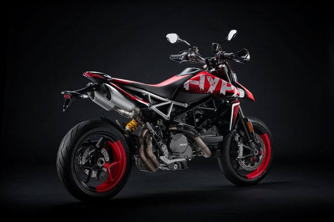 2020 Ducati Hypermotard 950 RVE in Columbus, Ohio - Photo 36