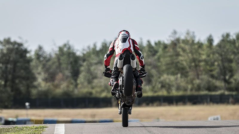 2020 Ducati Hypermotard 950 SP in New Haven, Connecticut - Photo 9