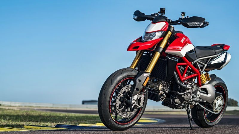 2020 Ducati Hypermotard 950 SP in Columbus, Ohio - Photo 11