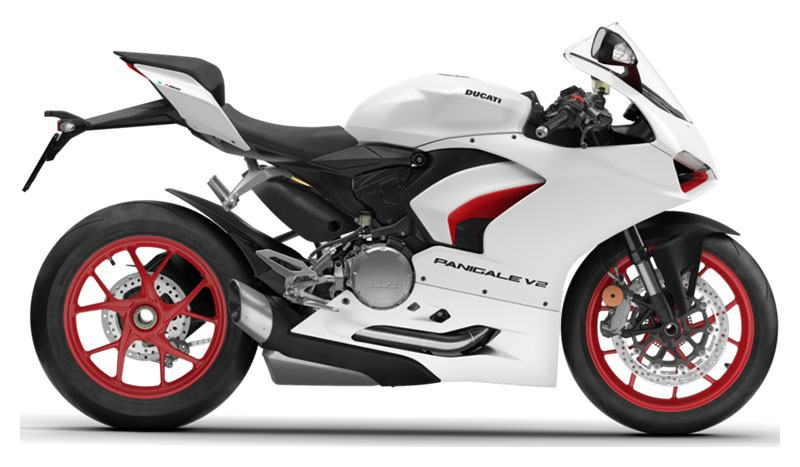 2020 Ducati Panigale V2 in Medford, Massachusetts - Photo 1